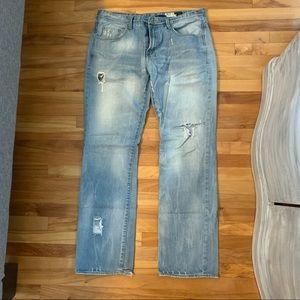 Projek Raw jeans